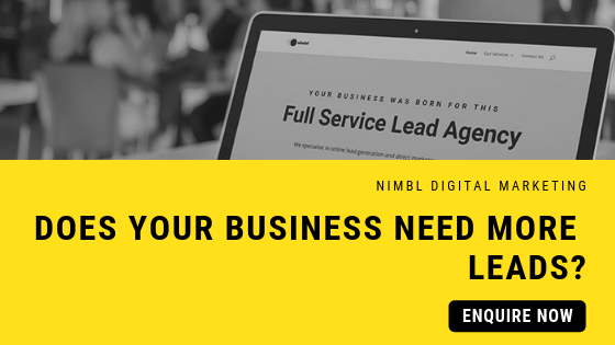 Nimble Digital marketing